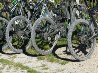 Grundlagen des Mountainbikens