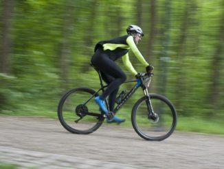 Fahrradfahren Gesundheit Fitness Mountainbike